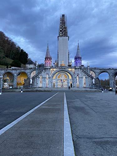 Agua bendita Del Santuario de Lourdes 500 ml