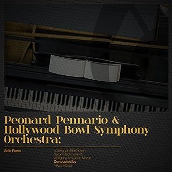 Peonard Pennario & Hollywood Bowl Symphony Orchestra: Solo Piano