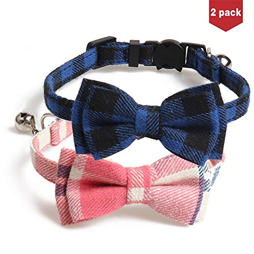 Briller Collar de Gato con Campanas para bebé