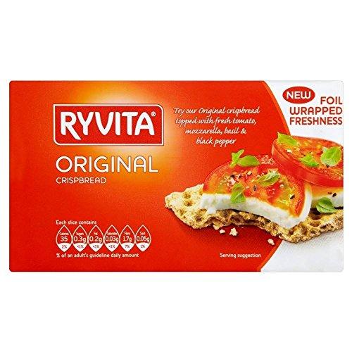 Ryvita Oryginalny chleb żytni (250 g) - opakowanie 2 szt.