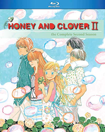 Honey and Clover II The Complete Second Season [Blu-ray]
