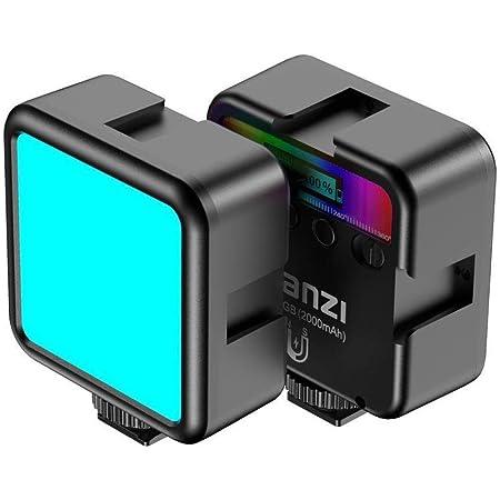 Ulanzi Vl49 Rgb Mini Multi Color Led Videolampe Für Kamera