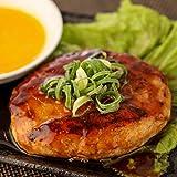 国産鶏むね肉100% 鶏つくねハンバーグ【無添加 高たんぱく】 500g(100g×5個)/真空個包装 低脂肪でヘルシー ダイエット食品 糖質オフ サラダチキンの代用品としても