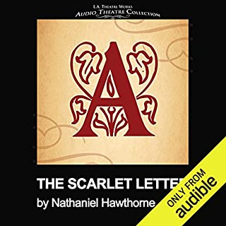 The Scarlet Letter (Dramatized) audiobook cover art