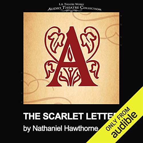 The Scarlet Letter (Dramatized)                   By:                                                                                                                                 Nathaniel Hawthorne,                                                                                        Thomas J. Cox                               Narrated by:                                                                                                                                 Shirley Anderson,                                                                                        David Catlin,                                                                                        Raymond Fox,                   and others                 Length: 1 hr and 20 mins     1 rating     Overall 1.0