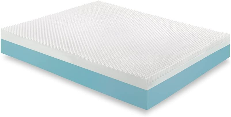 Eminflex Venezia Materasso Touch Foam E Memory Foam Bianco Matrimoniale 160x190 Amazon It Casa E Cucina