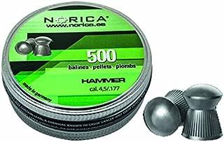 Norica Air Rifles Norica Hammer Pellets .177 Norica Hammer Medium Weight Pellets .177 500per Tin