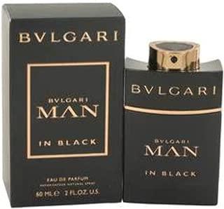 Bvlgari Perfume - Bvlgari Man In Black by Bvlgari - Perfume for Men - Eau de Parfum, 60 ml