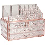 Jewelry and Cosmetic Boxes wit...