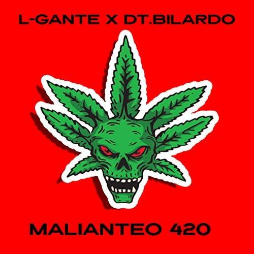 L-Gante & DT. Bilardo