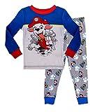 Paw Patrol Boy's 2 Piece PJ Set,Navy,100% Cotton,Toddler Boy's Size 3T