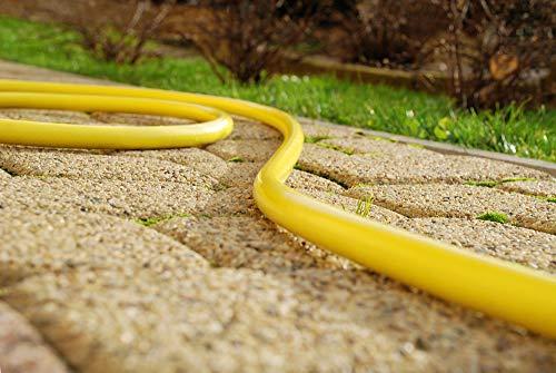 Manguera Terra Plus, color amarillo, 1/2″, 25 m