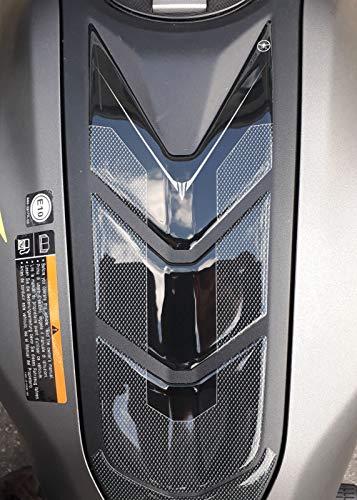 Pegatina sobre EL Tanque DE Resina 3D para Moto Compatible c
