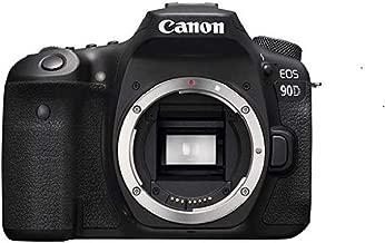 Canon 90DB Digital Camera - SLR Canon EOS 90D DSLR Body Only, Black (90DB)