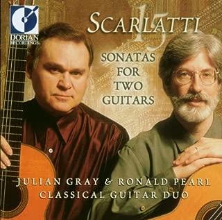 Scarlatti: Sonatas for Two Guitars