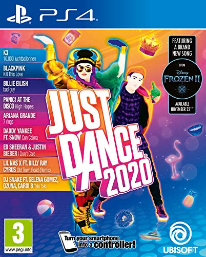 Just Dance 2020 (Inclusief
