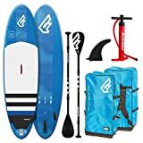 Fanatic Fly Air Gonfiabile 10.4 Sup Isup Stand Up Paddle Tavola Set Completo