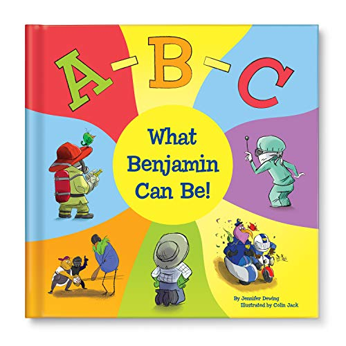 ABC Alphabet Letters Educational Book for Boys Girls Kids