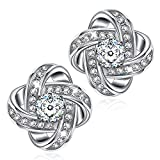 Alex Perry Earrings Silver 925 G...