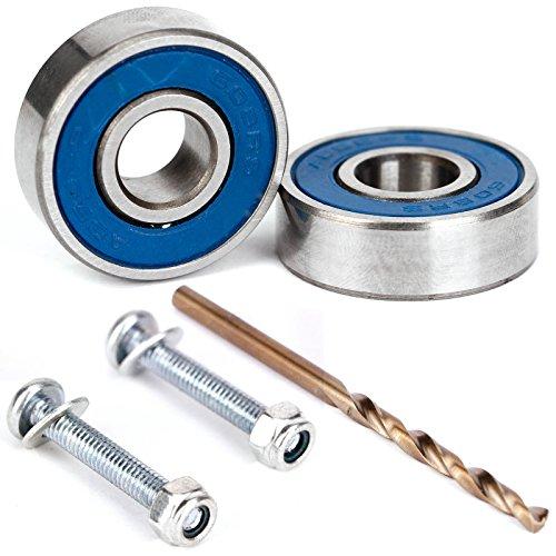 Herramienta de reparación de brazos de limpiaparabrisas rodamientos Kit de fijación