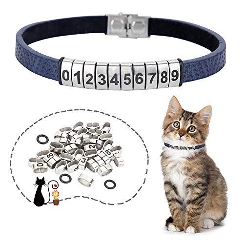 Collar Gatos Personalizable Marca Johiux