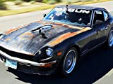 Junkyard Turbo Swap! Chevy-Powered 1971 Datsun 240Z Autocross Thrash