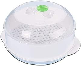 soundwinds Vaporera Redonda de plástico para microondas,