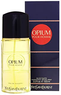 Yves Saint Laurent Opium Eau de Toilette Spray for Women, 100 ml (7106)