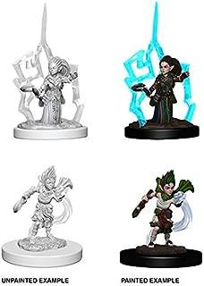 NECA Deep Cuts Unpainted Minis: Gnome Female Sorcerer