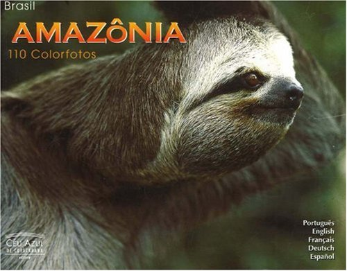 Amazonia: 101 Colorfotos (Brazil - Pocket Edition)