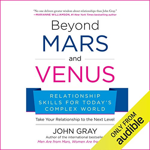 Page de couverture de Beyond Mars and Venus