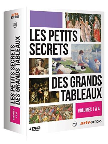 Petits Secrets des Grands Tableaux (4 DVD)