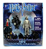 Harry Potter Mini Collection Figures (Harry, Dementor, Sirius Black, Sirius Dog)