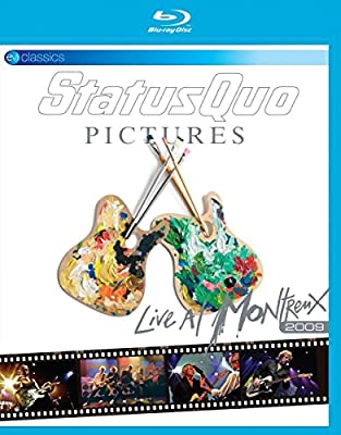 Pictures: Live at Montreux 2009 [Blu-ray]