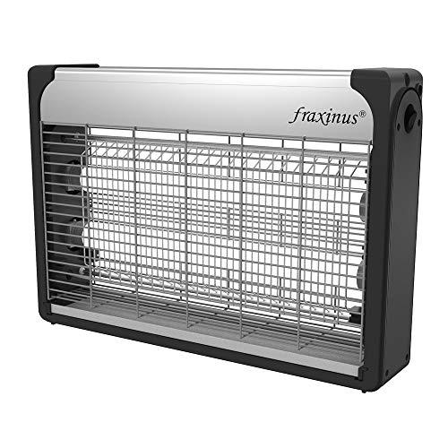 fraxinus Tue Mouche Electrique, Anti Moustique Lampe 20W UV, D'...