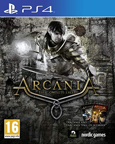 Arcania - The Complete Tale (Playstation 4) [Edizione: Italia]