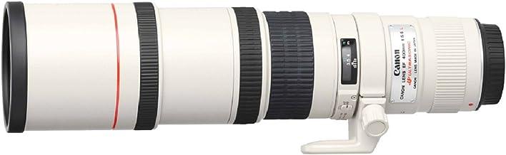 Canon Superteleobjektiv EF 400mm F5.6L USM für EOS (Festbrennweite, 77mm Filtergewinde, Optischer Bildstabilisator, Autofo...