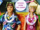 バービー Barbie トイストーリー ハワイアン・バケーションドールセット7276
