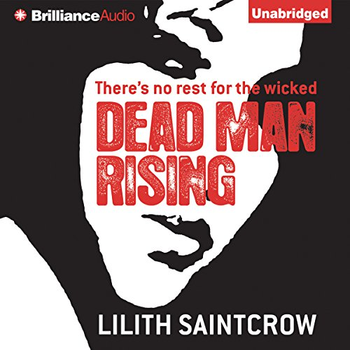 Dead Man Rising audiobook cover art