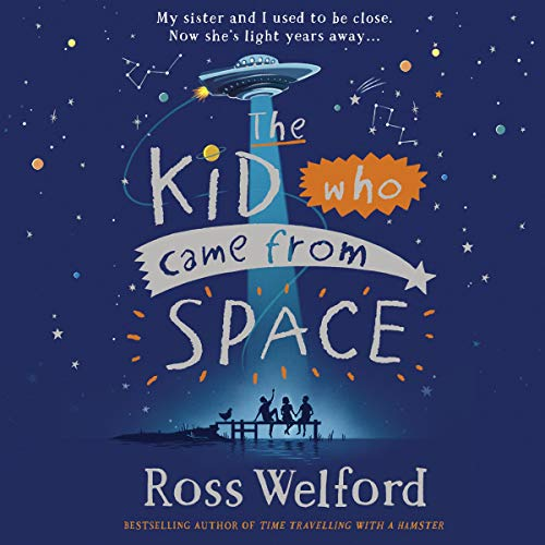 The Kid Who Came from Space cover art