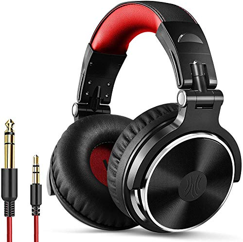 OneOdio Wired Over Ear Headphones Hi-Fi...