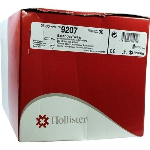 Hollister Anti-Reflux Urinalkondom - 26-30 mm - PZN 05748832 - (30 Stück)