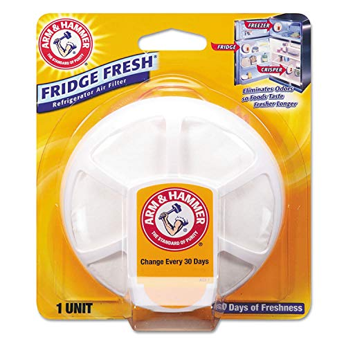 Arm & Hammer Refrigerator Air Filter Unscented Carded