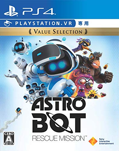 【PS4】ASTRO BOT:RESCUE MISSION Value Selection(VR専用)