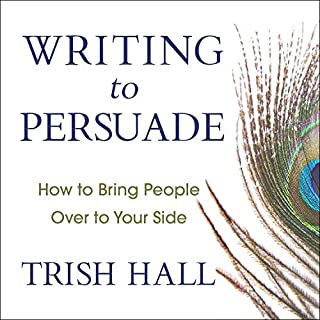 Writing to Persuade audiobook cover art