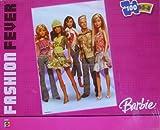 Barbie Puzzle Fashion Fever im Karton 100 Teile ca. 25x20cm