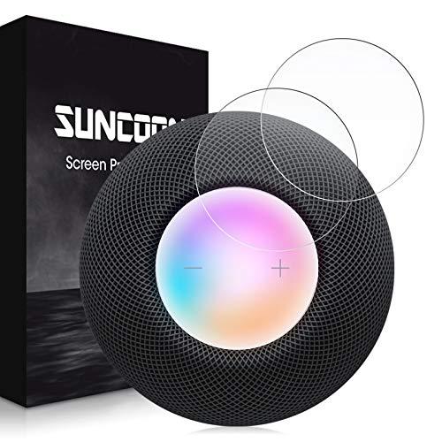 【2枚セット】SUNCOON HomePod Mini フィルム HomePod Mini TPU保護フィルム高鮮明 高硬度 超薄型 HomePod ...