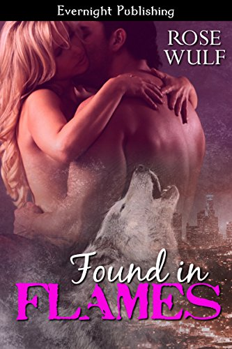 Book: Found in Flames (Night Shadows Book 2) by Rose Wulf