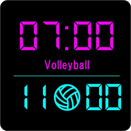 Scoreboard Volleyball