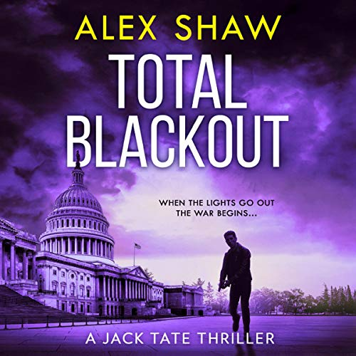 Total Blackout Audiobook By Alex Shaw cover art